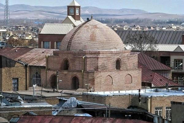احیای مسجد جامع ارومیه شروع شد