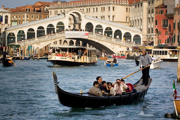 ونیز ایتالیا به دنبال کاهش گردشگران