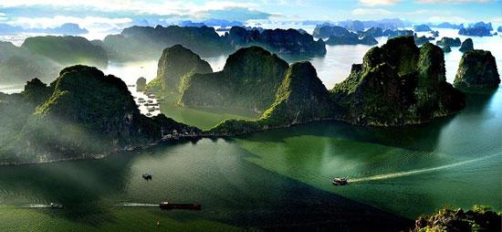با اعجاب انگیز ترین منطقه ویتنام آشنا شوید