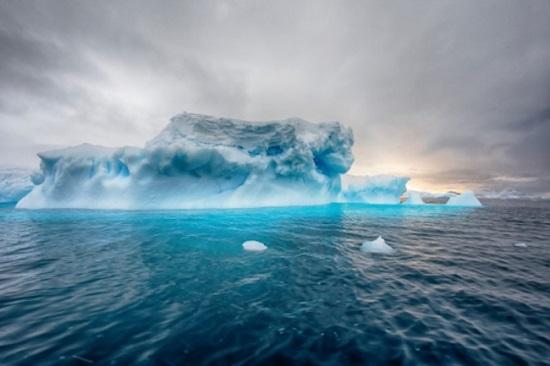 صدایی عجیب مرموز در اقیانوس منجمد شمالی