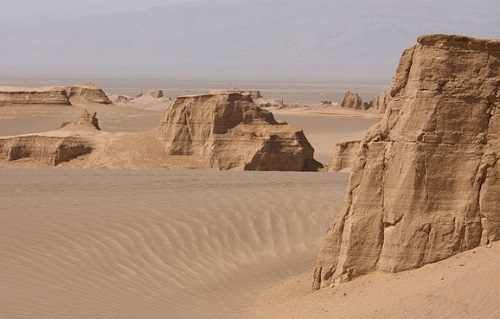 گرم ترین نقطه جهان در ایران