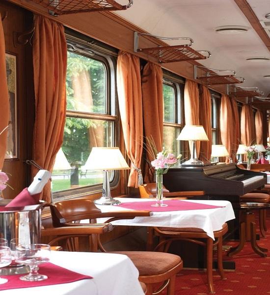 قطار لوکس روسی از مسکو راهی ایران می شود