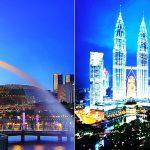 کاکتوس سیر برترین مجری تورهای مالزی و سنگاپور