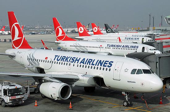 خرید بلیت هواپیمایی ترکیش ایرلاین با کارتهای شتابی امکانپذیر شد