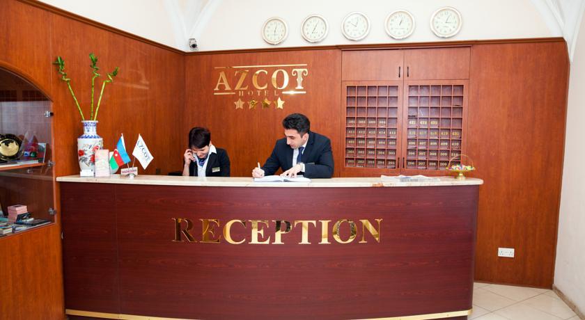 هتل ازکوت Azcot Hotel