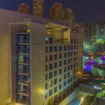 هتل جناح مارینا بی سوئیت دبی+تصاویر