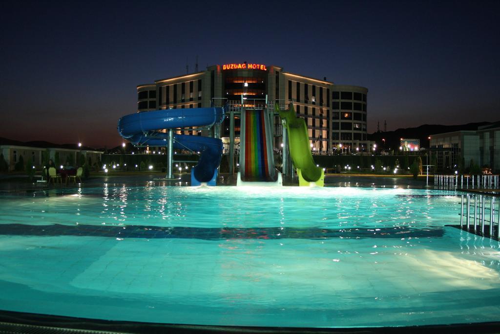 هتل دوزداغ نخجوان، آذربایجان Duzdag