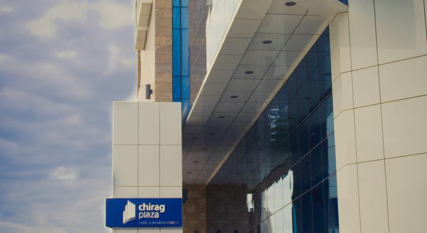 هتل چیراگ پلازا باکو