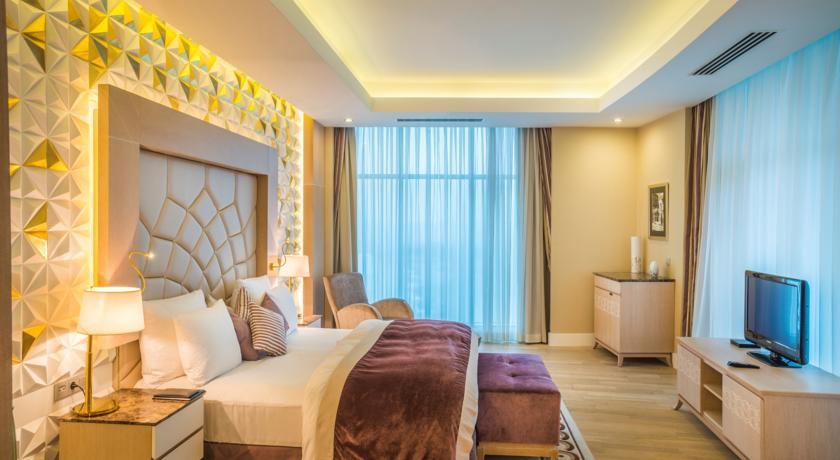 هتل کمپینسکی باکو