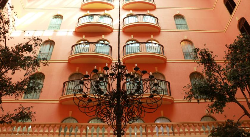 هتل گرند اکسلسیور دیره