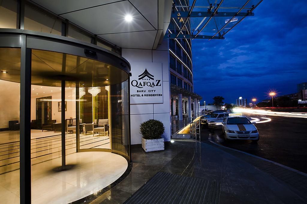 هتل قفقاز Qafqaz باکو، آذربایجان