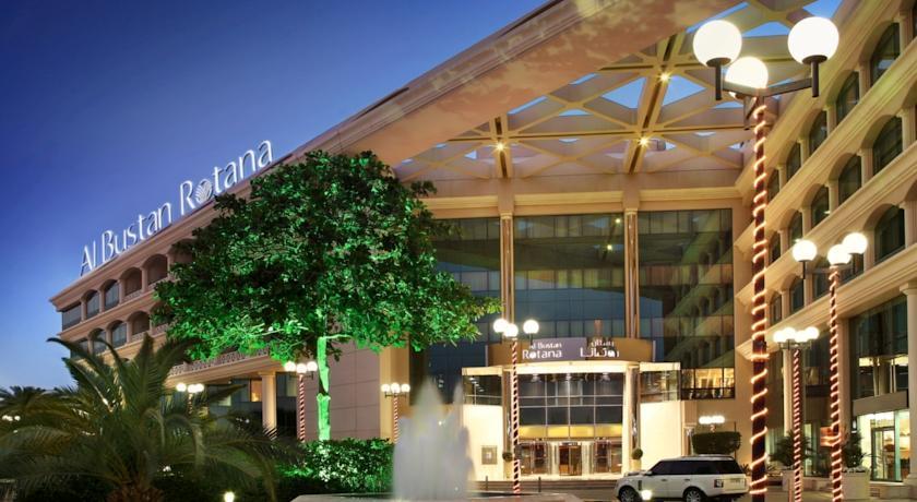هتل آل بوستان روتانا دبی