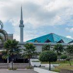 مسجد های معروف مالزی را بشناسید
