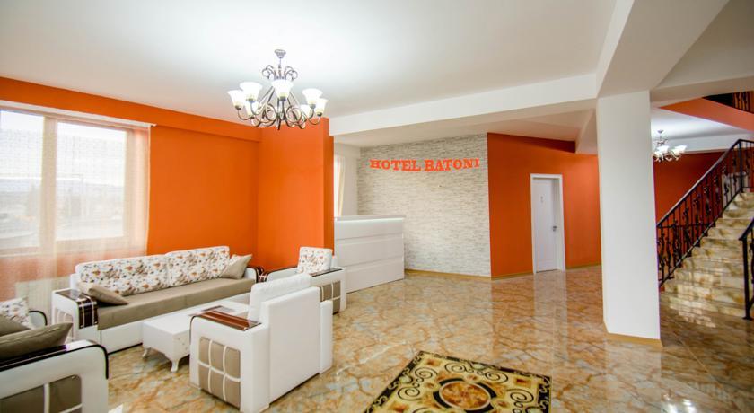 هتل باتونی