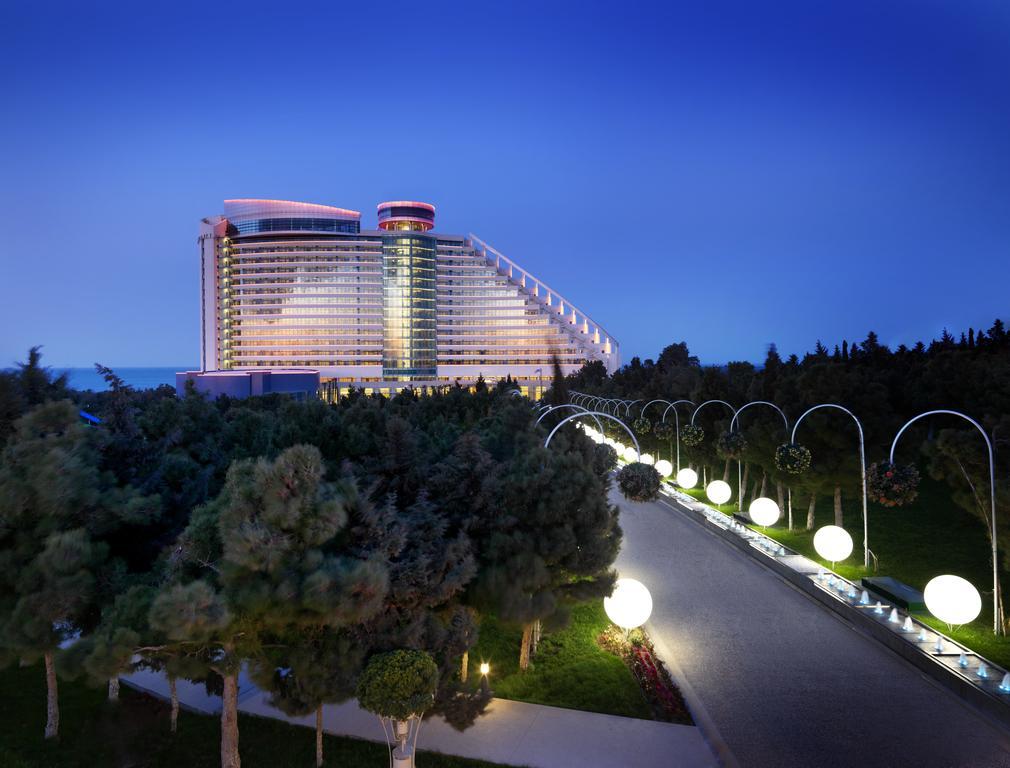 هتل پیلهگاه بیچ باکو