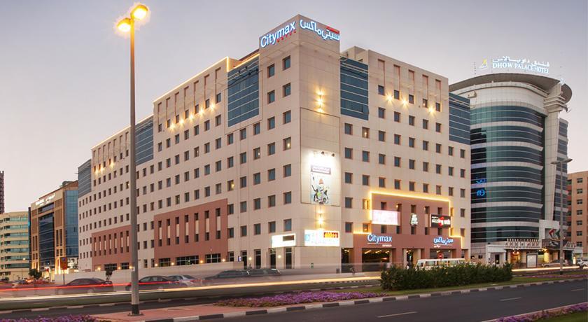 هتل سیتی مکس بر دبی