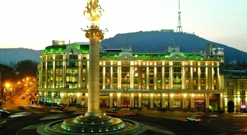 هتل کورتیارد بای ماریوت