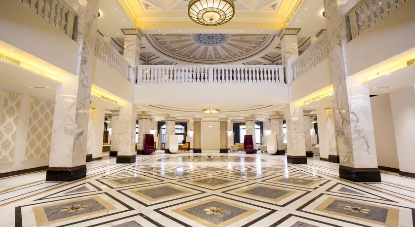 هتل گودائوری مارکوپولو تفلیس