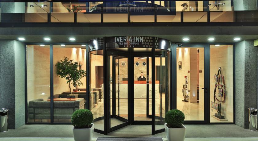 هتل ایوریا این