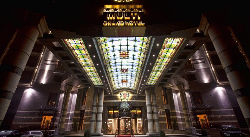 هتل مولتی گرند ایروان