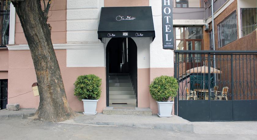 هتل اولد میدان تفلیس