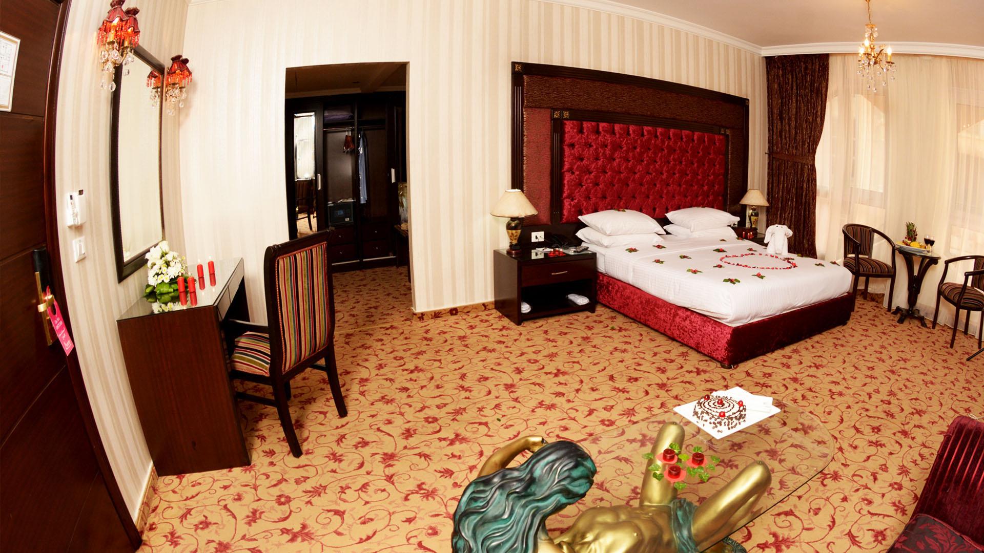 هتل کویین سوئیت