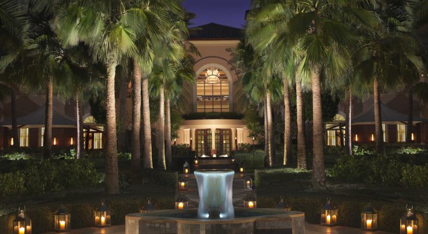 هتل ریتز کارلتون دبی