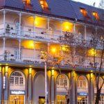 هتل ریور ساید تفلیس+تصاویر River Side Hotel Tbilisi