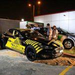 سفر جالب زوج اروپایی با ماشین برقی به ایران