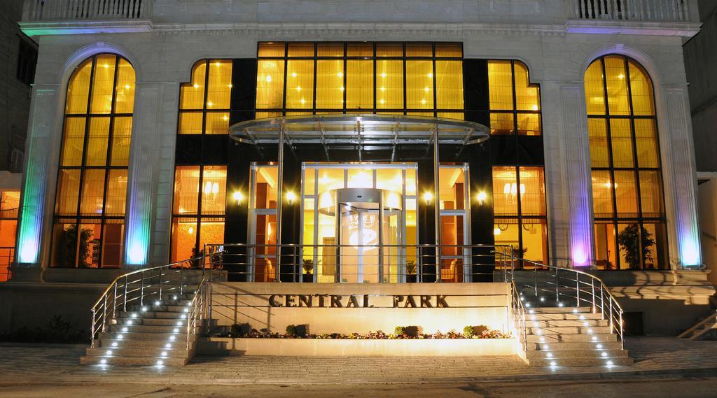 هتل سنترال پارک