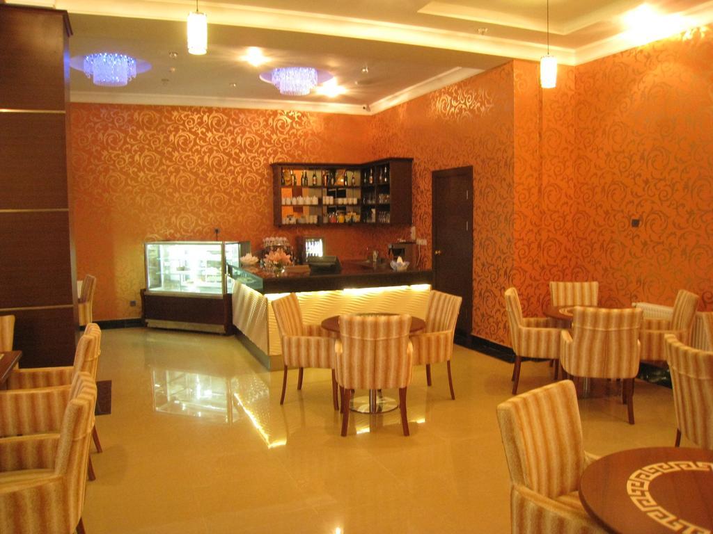 هتل سنترال پارک باکو