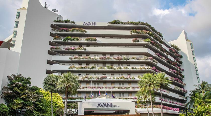 هتل آوانی ریزورت