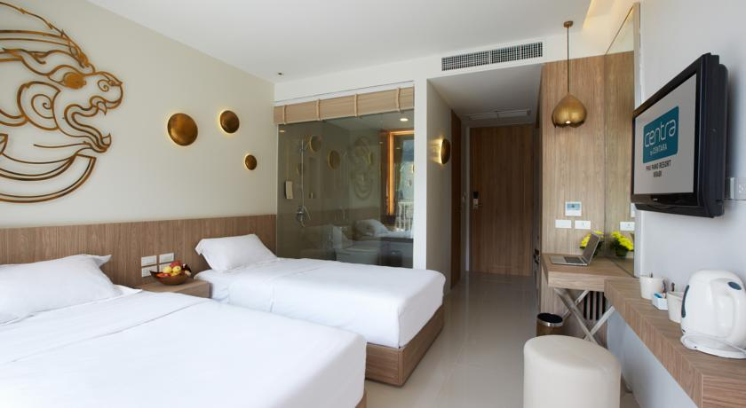 هتل سنتارا فو پنو ریزورت کرابی