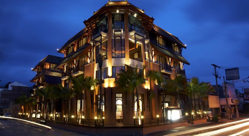 هتل مرکور سامویی