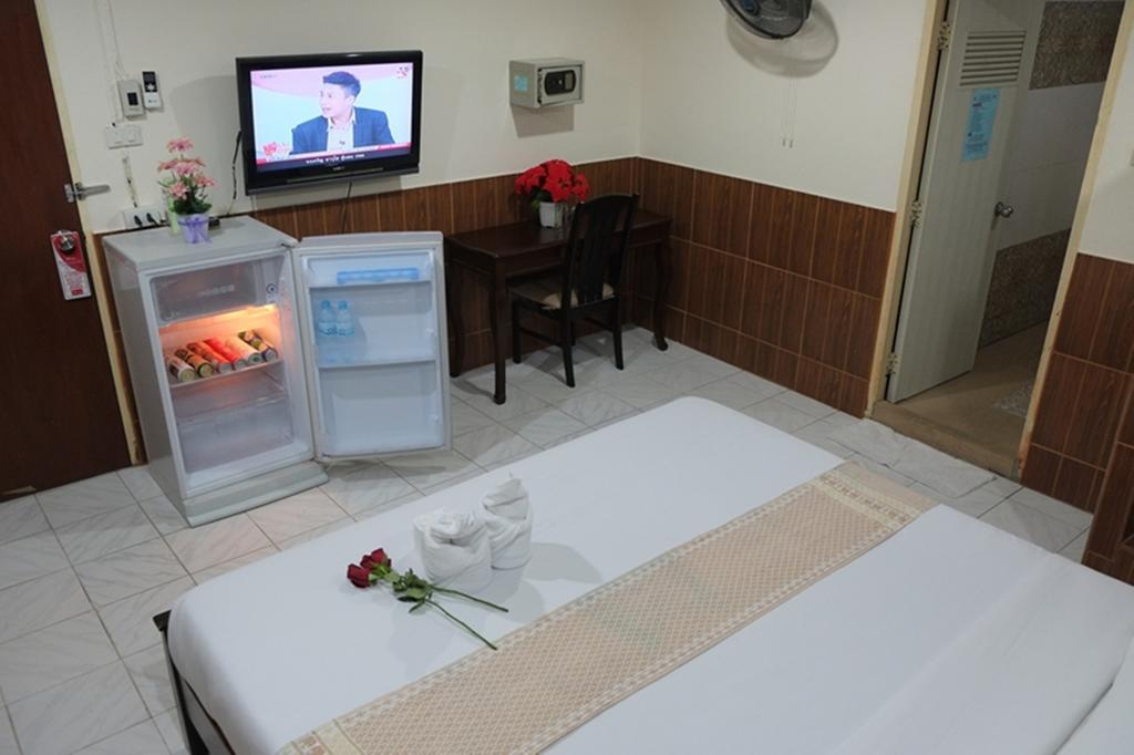 هتل مهمان خانه سیام پاتایا