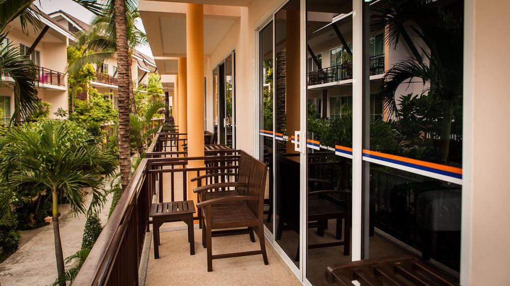 هتل آرک بتر بیچ ریزورت سامویی Ark Bar Beach Resort هتل های تایلند