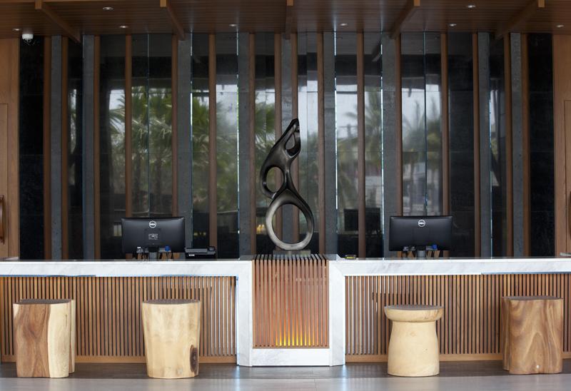هتل بای واتر ریزورت سامویی