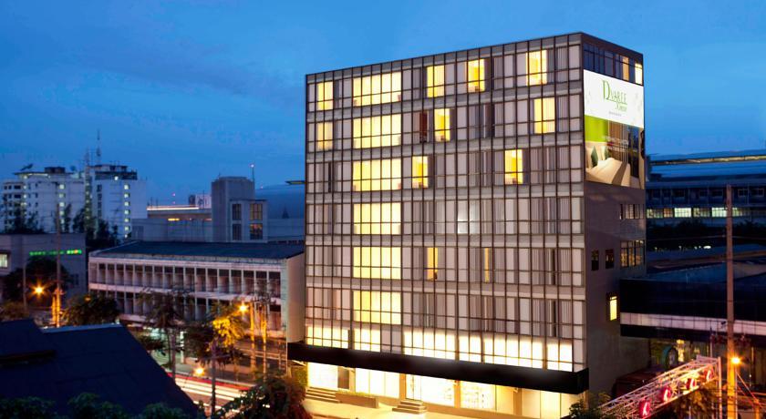 هتل دی واری اکسپرس بانکوک D Varee Xpress Makkasan هتل های تایلند