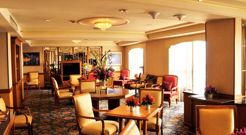هتل مانشن ریورساید بانکوک