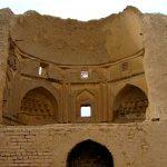 مرمت کوچکترین مسجد دوره ایلخانی در دامغان