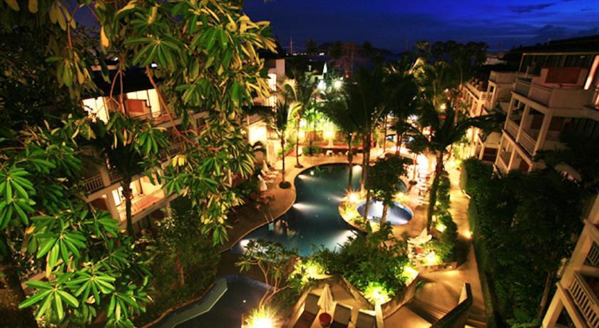 هتل سان ست بیچ ریزورت پوکت Sunset Beach Resort هتل های تایلند