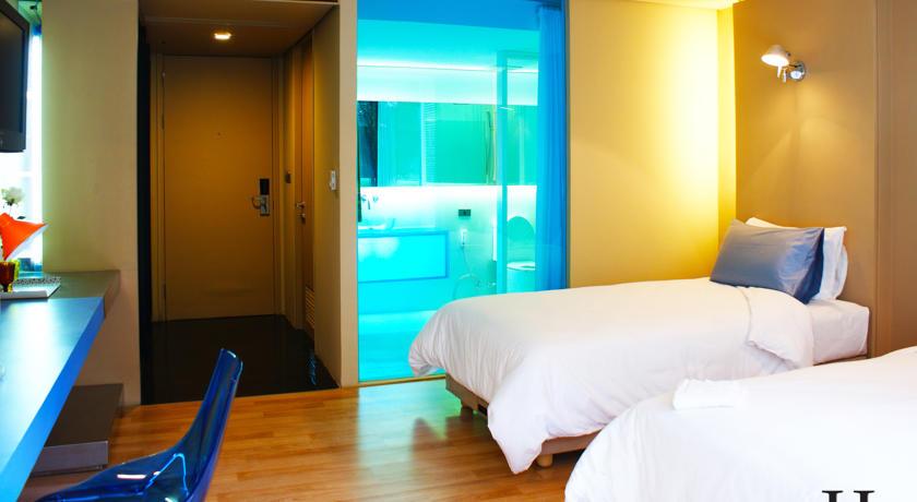 هتل هریتیج بانکوک