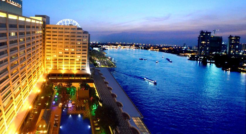 هتل رامادا پلازا مینام بانکوک
