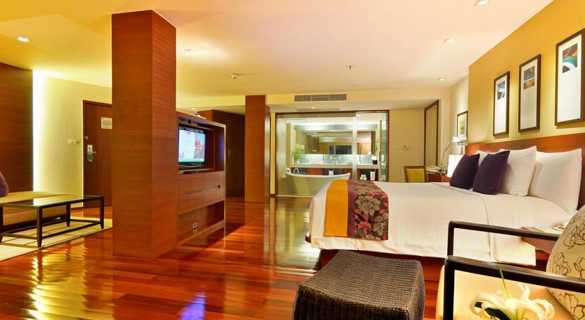 هتل سوئیسوتل ریزورت پاتونگ