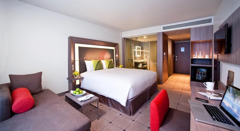 هتل نووتل پلاتینیوم بانکوک
